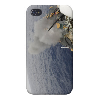 The MK-75 76mm cannon iPhone 4 Cover