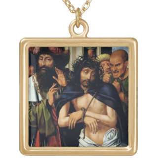 The Mocking of Christ (oil on panel) (see 165461 f Pendants