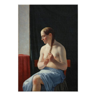 The Model, 1839 Poster