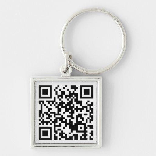 The Modern Business Card Keychain