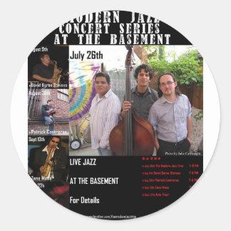 The Modern Jazz Trio Sticker
