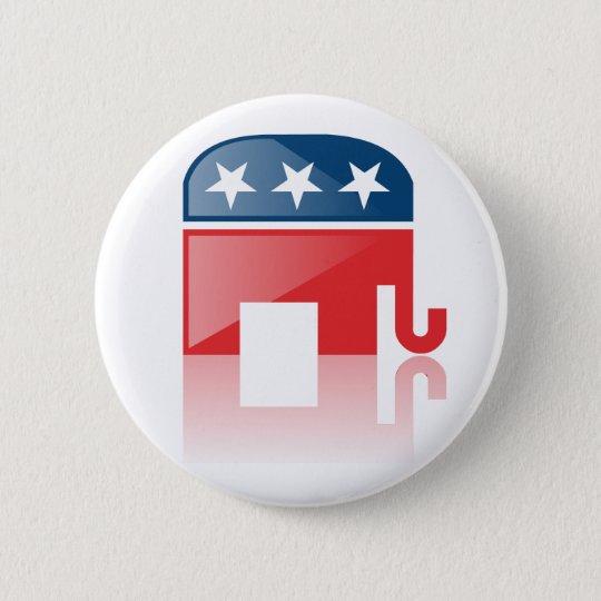 The Modern Republican Button