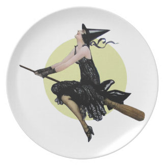 The Modern Witch Plate