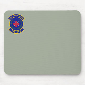 The Modest Mouse Pad