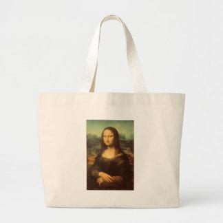 The Mona Lisa by Leonardo da Vinci Tote Bag