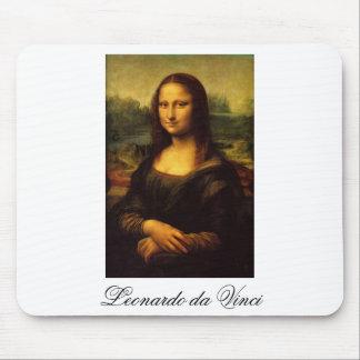 The Mona Lisa by Leonardo Da Vinci c. 1503-1505 Mouse Pad
