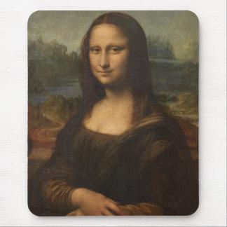 The Mona Lisa by Leonardo da Vinci Mouse Mat