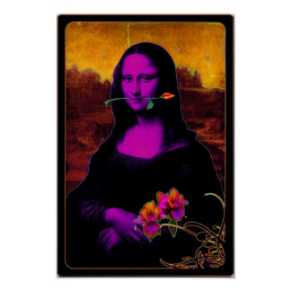 The Mona Lisa Project copy Poster
