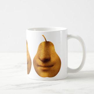 The Mona Lisa's Smile 3x - Mug