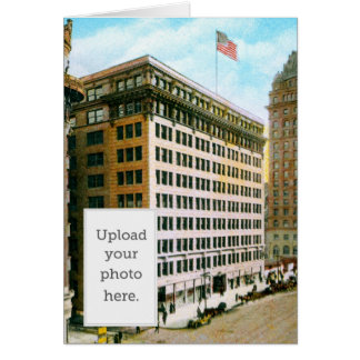 The Monadnock Building Greeting Card