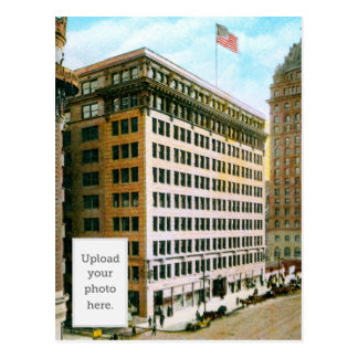 The Monadnock Building Post Cards