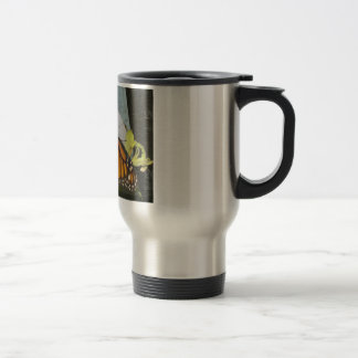 The Monarch Butterfly Travel Mug