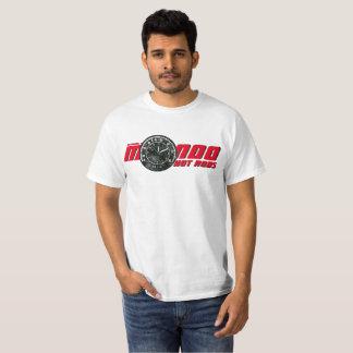 The Mondo T - Basic T in White T-Shirt