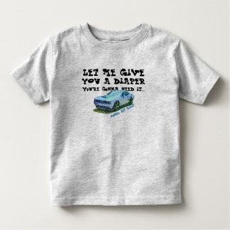 The MONDO T - The TOT Rod Toddler T-Shirt