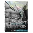 The Monet Murders notebook