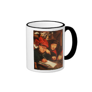 The Money Lenders, after Massys Coffee Mugs