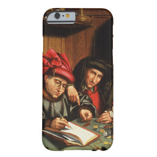 The Money Lenders (oil on oak panel) Barely There iPhone 6 Case