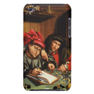 The Money Lenders (oil on oak panel) Barely There iPod Cases