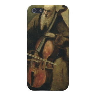 The Monk, 1874 iPhone 5 Case