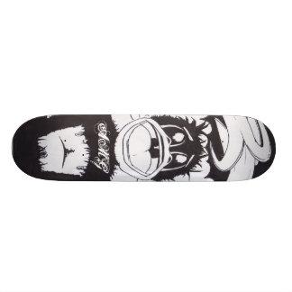 the monk board skateboard deck