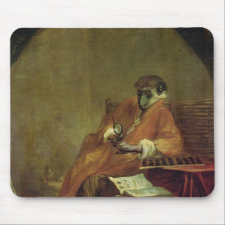 The Monkey Antiquarian, 1740 Mouse Mat