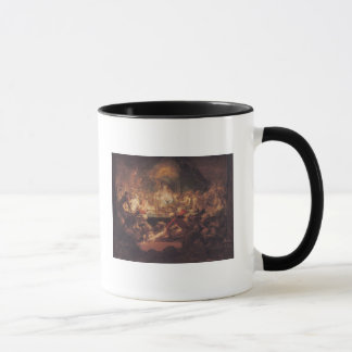 The Monkey Freemasons Mug