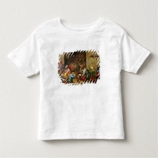 The Monkeys at School Toddler T-Shirt