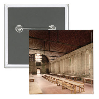 The Monks's Refectory 15 Cm Square Badge
