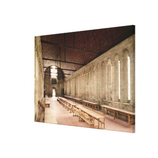 The Monks's Refectory Gallery Wrapped Canvas