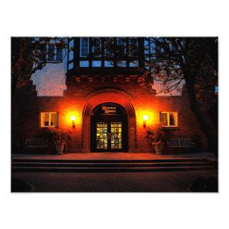 The Montauk Manor, Long Island, NY Photographic Print