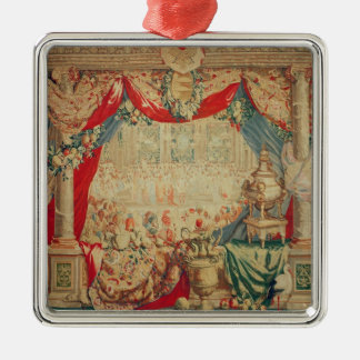 The Month of February Christmas Ornament