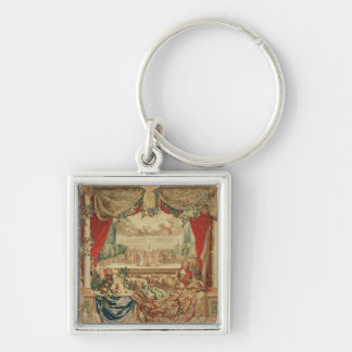 The Month of January/ The Louvre Key Ring