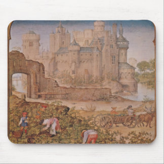 The Month of September Mouse Mat