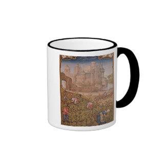 The Month of September Ringer Mug