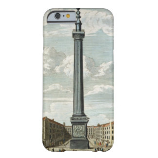 The Monument, engraved by William Henry Toms (c.17 Barely There iPhone 6 Case