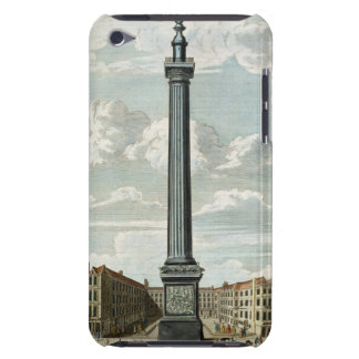 The Monument, engraved by William Henry Toms (c.17 Barely There iPod Cover