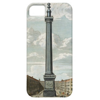The Monument, engraved by William Henry Toms (c.17 Case For The iPhone 5
