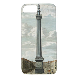 The Monument, engraved by William Henry Toms (c.17 iPhone 8/7 Case
