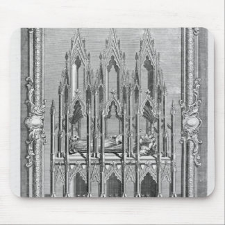 The Monument of Edward II Mouse Mat