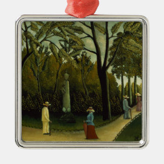 The Monument to Chopin Christmas Ornament