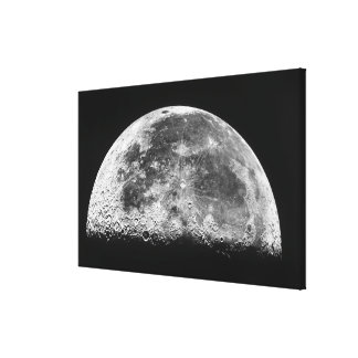 The Moon 2 Canvas Print