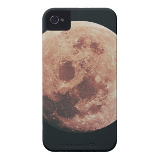 The Moon 2 iPhone 4 Cover