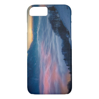 The moon and Venus iPhone 7 Case