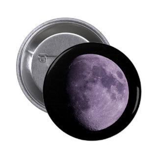 The Moon - Badge