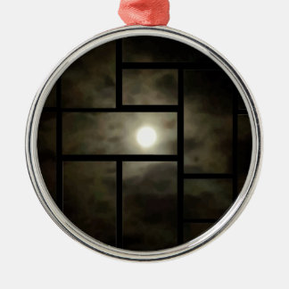 The Moon Christmas Ornament
