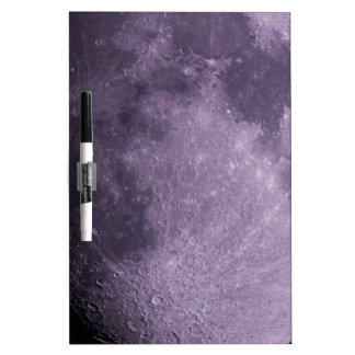 The Moon - Dry Erase Board