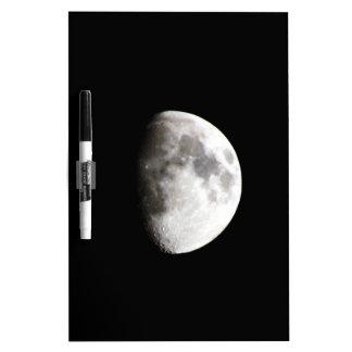 The Moon Dry-Erase Whiteboard