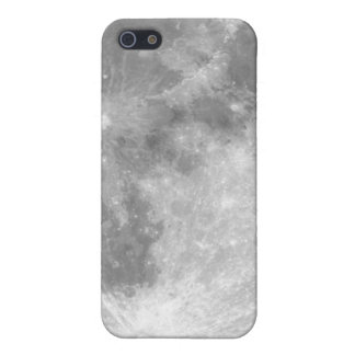 The Moon iPhone 5 Cover