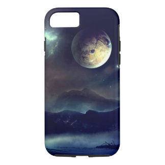 The Moon iPhone 8/7 Case