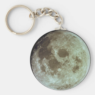 The Moon Keychain